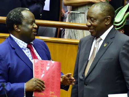 KASI economist attends South Africa budget speech