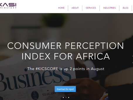KASI Insight launches its new website today