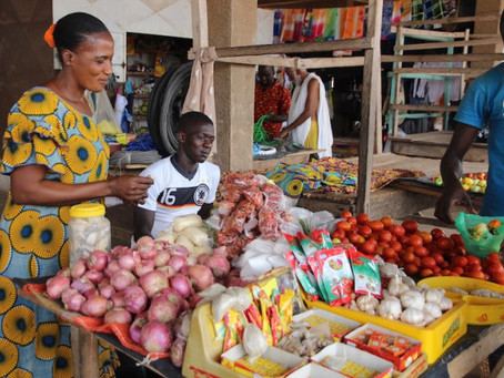 Consumer sentiment falls further as concerns of COVID-19 continue to affect economies in Africa