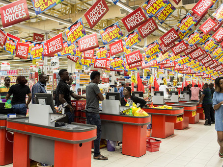 Consumer confidence dropped in July