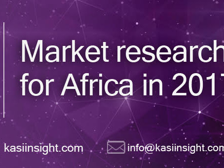 Market Research Predictions for Africa in 2017