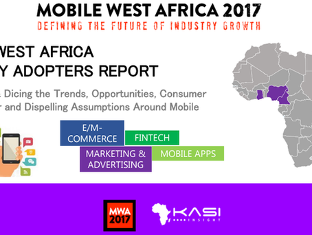 The West Africa early adopters report is launched in Lagos