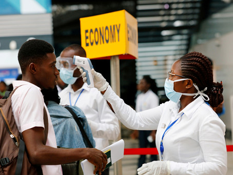 Consumer sentiment plunged to a record low as COVID-19 hits Africa