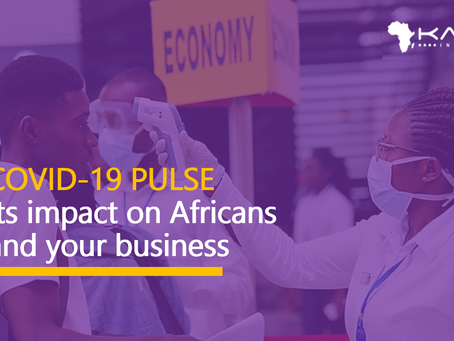 COVID-19 hits Africa - Tracking the impact on consumers and businesses