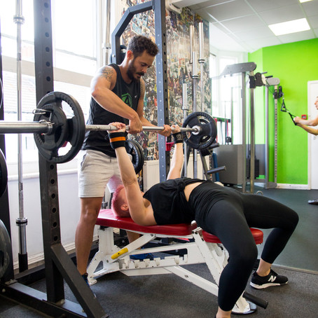 The importance of knowing how you're moving in the gym