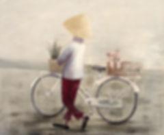 Serie oriente pintora Carmen de Florez