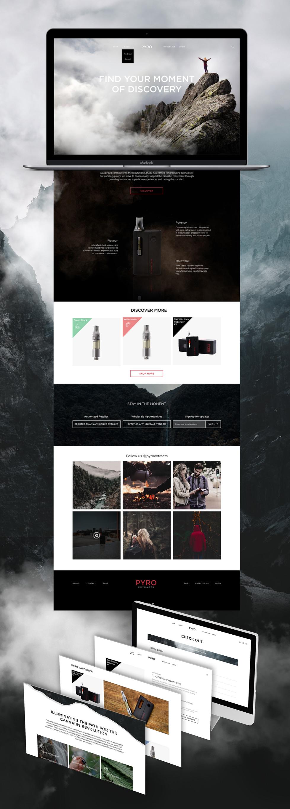 Pyro Webdesign