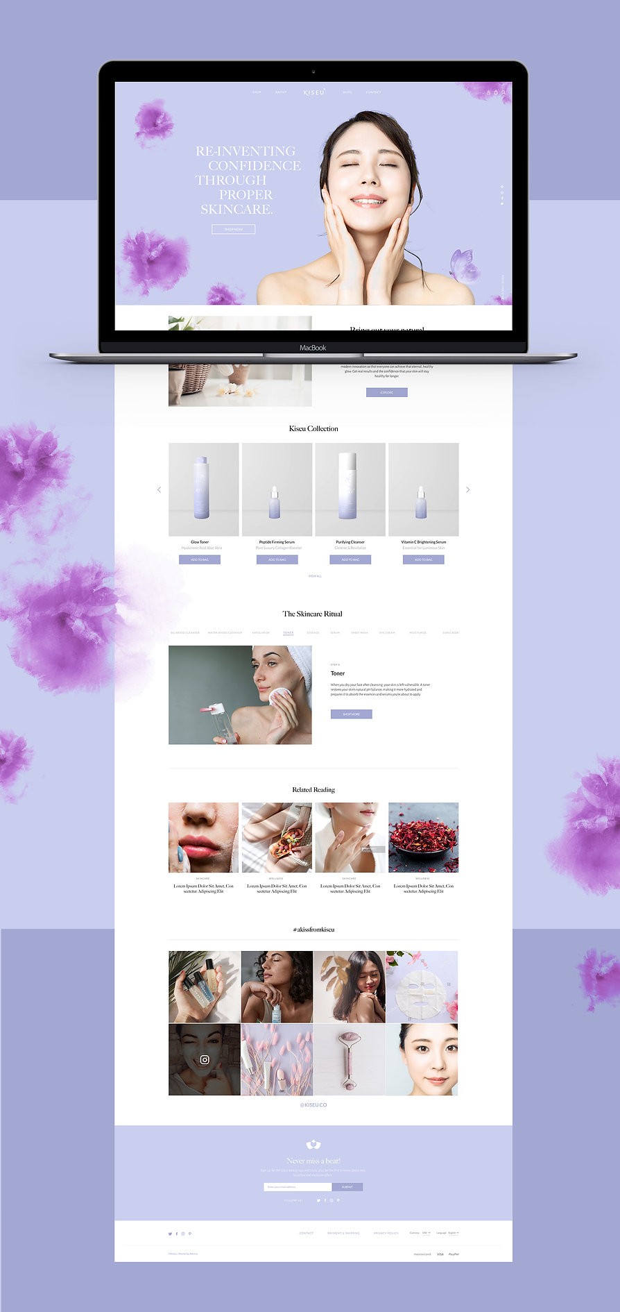 Kiseu Web Design