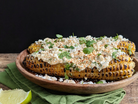 From Market to Plate:  Elote (Mexican Street Corn)