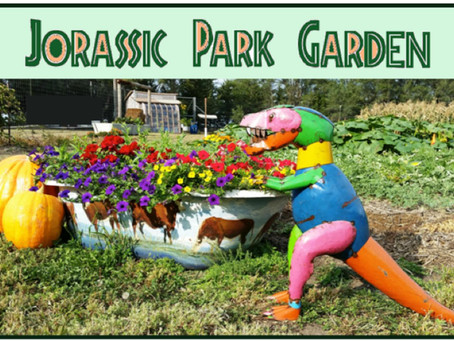 """Gregory County's own """"Jorassic Park"""""""