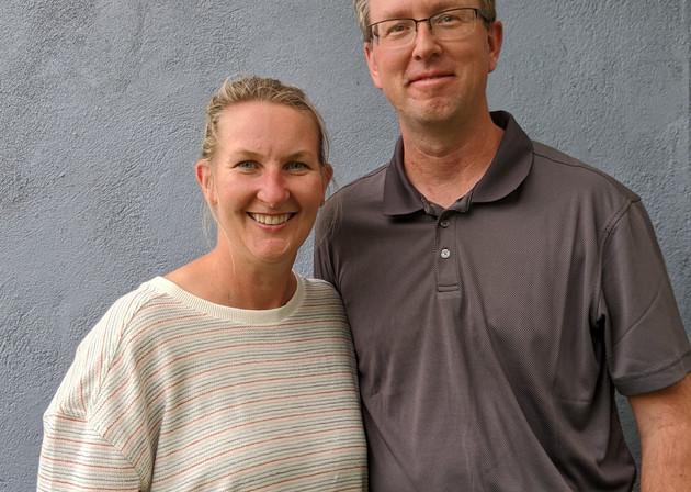 Curt & Mandi Sinclair