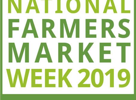 BAFM Celebrates National Farmers Market Week