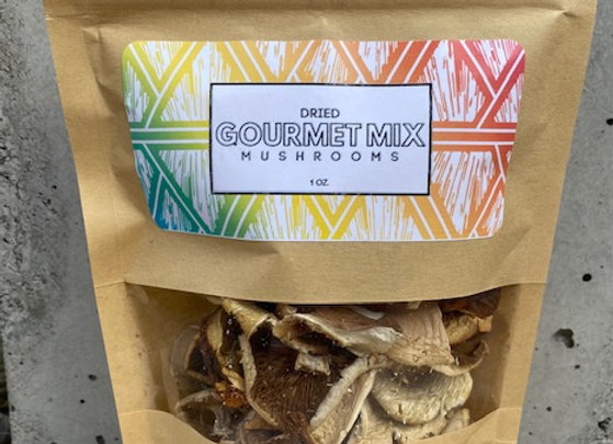 Gourmet Mix Dried Mushrooms