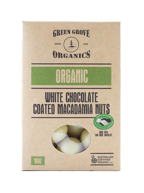 White Chocolate Macadamia Nuts