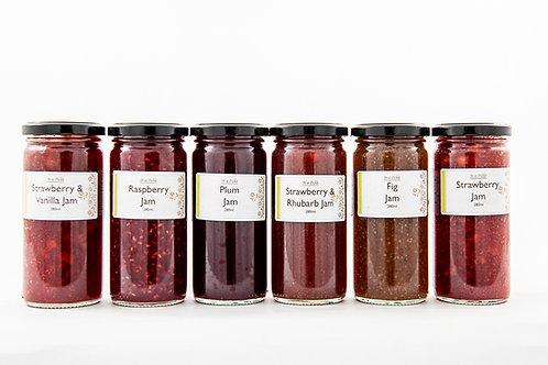 Jam, Jelly & Marmalades