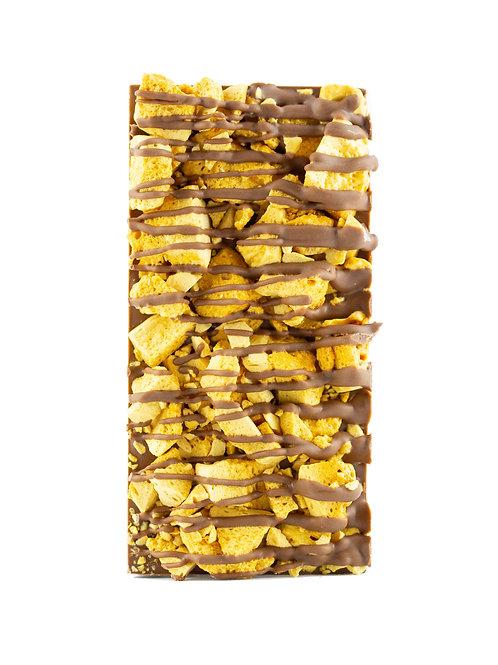 Honeycomb Chocolate Block