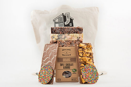Chocoholics Anonymous Bag