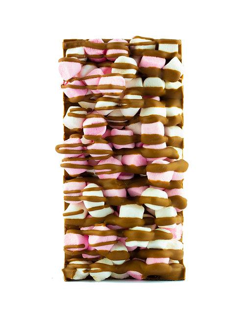 Marshmallow Chocolate Block