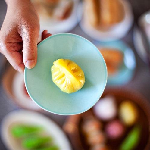 Vegetable Crystal Dumplings (4pcs) (VEGAN) 蔬菜水晶饺 (4个)
