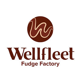 Wellfleet Fudge Factory  Logo
