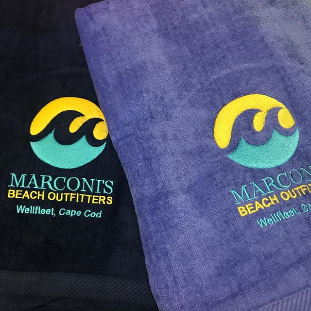 New logo towels out now!! Pick yours up today and spread the MBO love🏄🏻😎☀️#capecod #poolfloats #s
