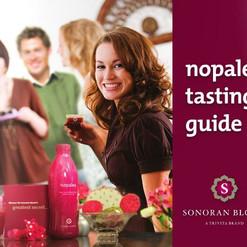 Nopalea Tasting Guide