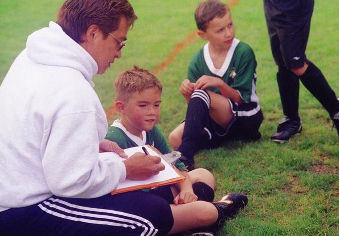Becoming a Volunteer Coach?