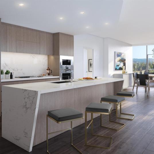 Luxury Kitchen at One88