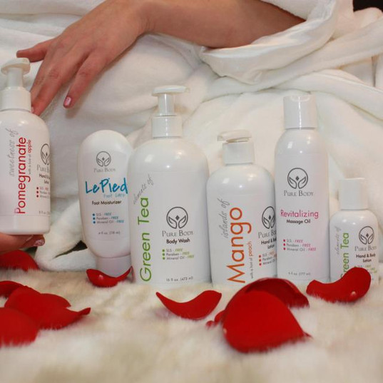 Purebody Life Skincare