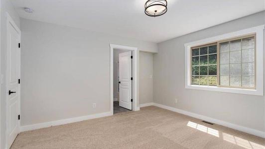 Kees's bedroom.