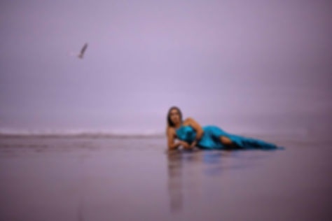 MadisonRae_Bluedress_Mermaid_WomenFineAr
