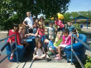 2/3's on the Playground