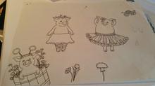 Dancing Pigs!