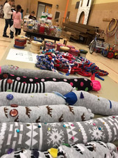 Craft Fair - Sock Snakes