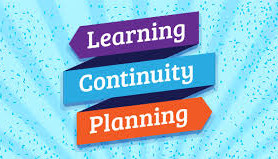 Continuity of Learning Plan