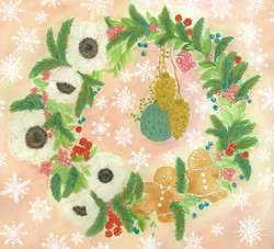 Holiday wreath Janet Niimiroski final