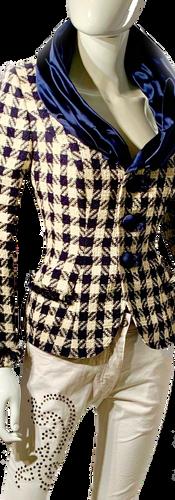 Duchesse Collar Tweed