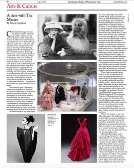 Balenciaga Article