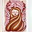 Thumbnail: Pink Kodama Prints - A4 and A5