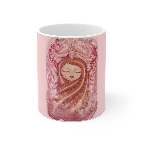 Pink Kodama Mug