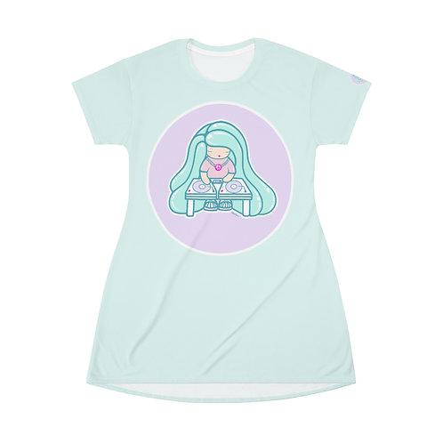 DJ T-shirt Dress