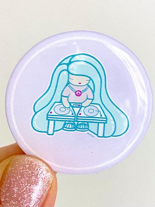 DJ Dome Sticker