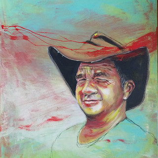 Walking Country - Donny Fermor
