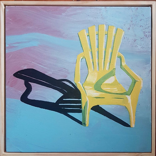 The empty chair (2018)