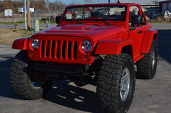 2009 Concept Jeep Lower Forty