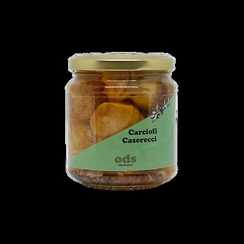 Coeurs d'artichauts à l'huile d'olive