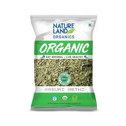 Kasuri Methi - Natureland Organics - 50 gm