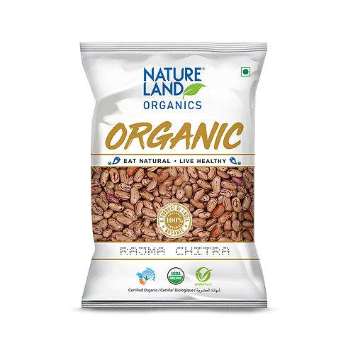 Rajma Chitra - Natureland Organics - 500 gm