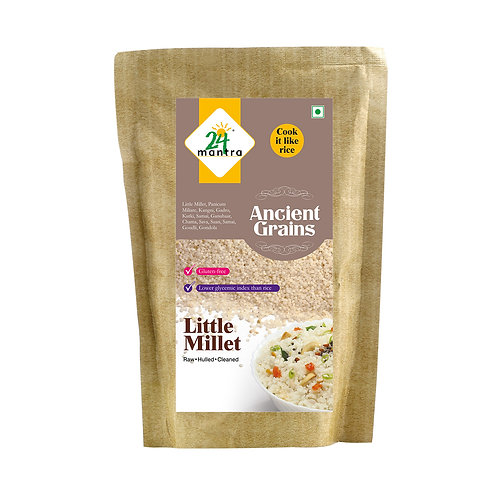 Little Millet - 24 Mantra Organic - 500 gm