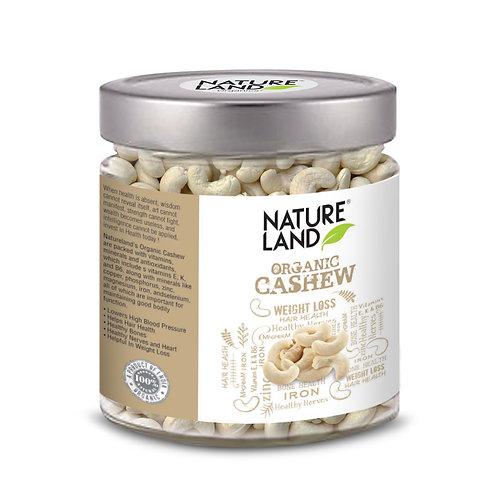 Cashew (Kaaju) - Natureland Organics - 200 gm